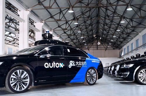 Robotaxis Self-Driving Lepas Landas di China