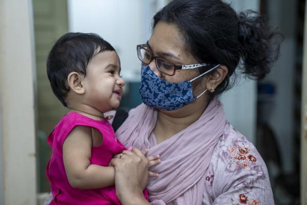 Ancaman Terkait Virus Corona Terhadap Anak-Anak di India