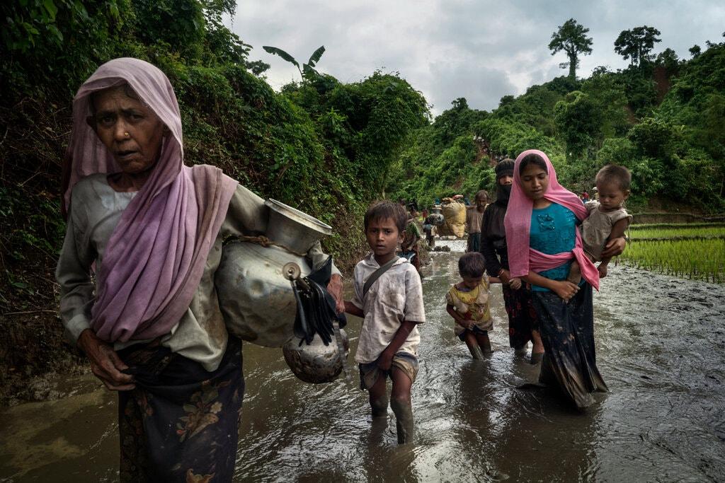 Penunjukan Genosida Untuk Myanmar Menguji Kebijakan Hak Asasi Manusia Biden